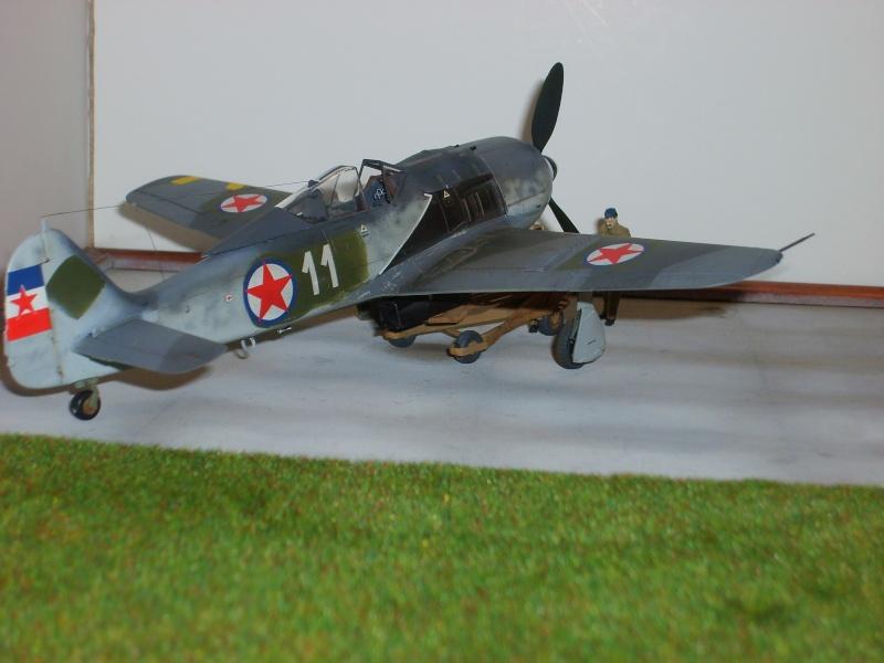 FW 190 F8 Partisans Yougoslaves S6001526