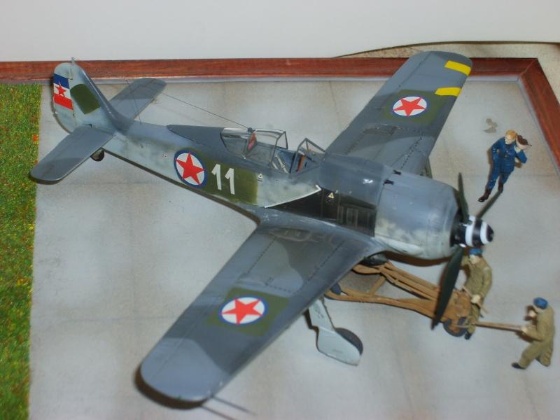 FW 190 F8 Partisans Yougoslaves S6001527