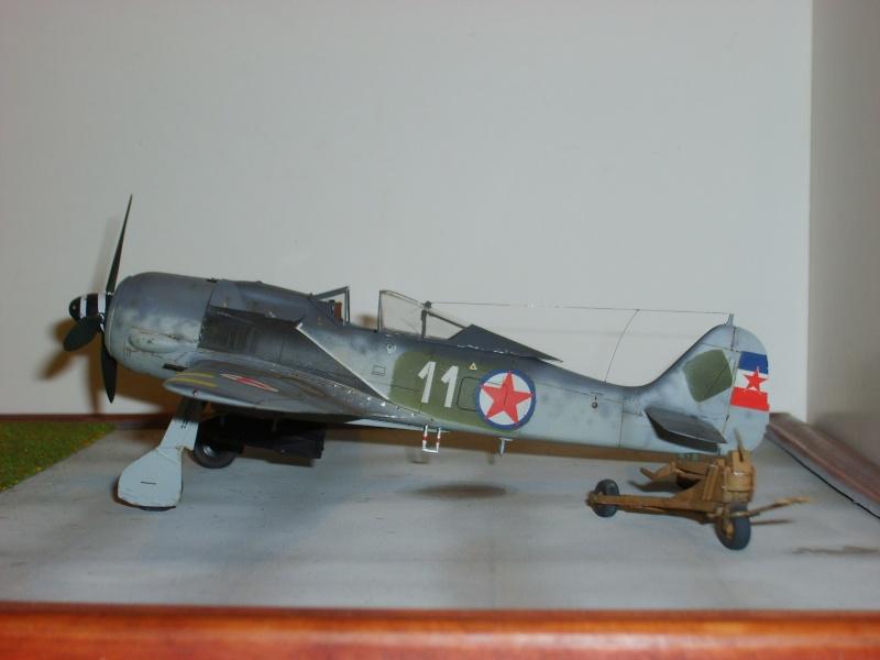 FW 190 F8 Partisans Yougoslaves S6001528