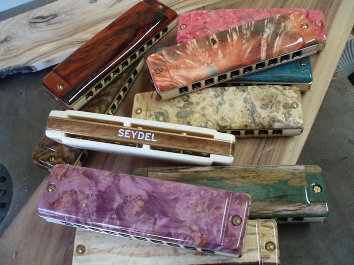 Les harmonicas BRODUR 1847br14