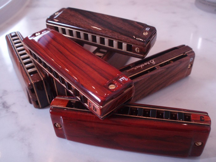 Les harmonicas BRODUR Brodur11