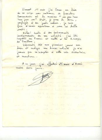 LE PUTSCH  21 AVRIL 1961- Récit d'un commando du 40 - Page 4 Rasila13