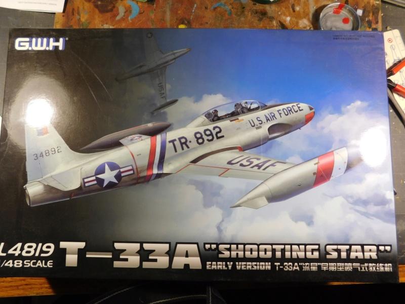Lockheed T33 - Tbird Dscn1713