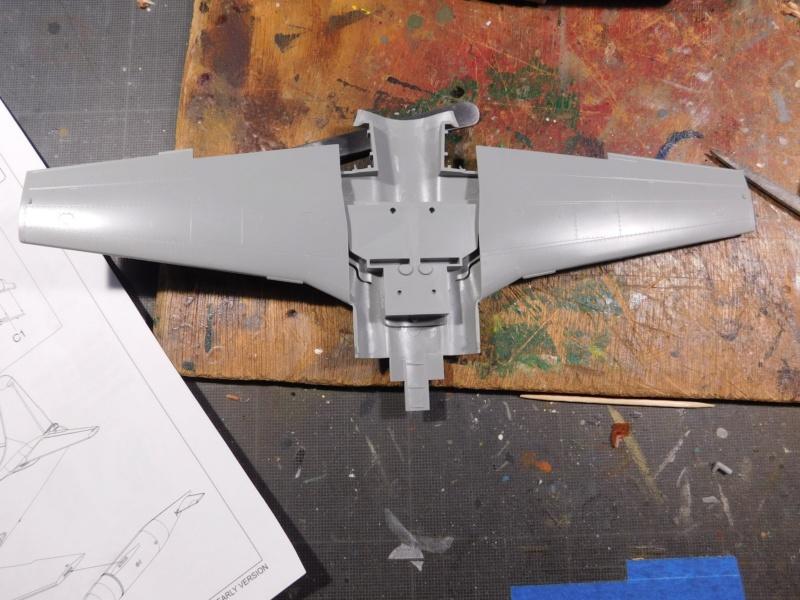 Lockheed T33 - Tbird Dscn1726