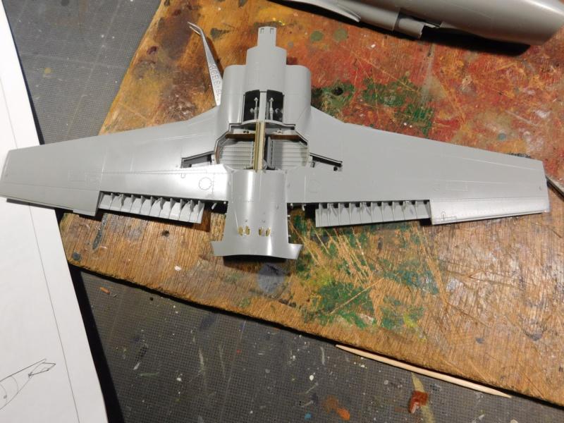 Lockheed T33 - Tbird Dscn1727