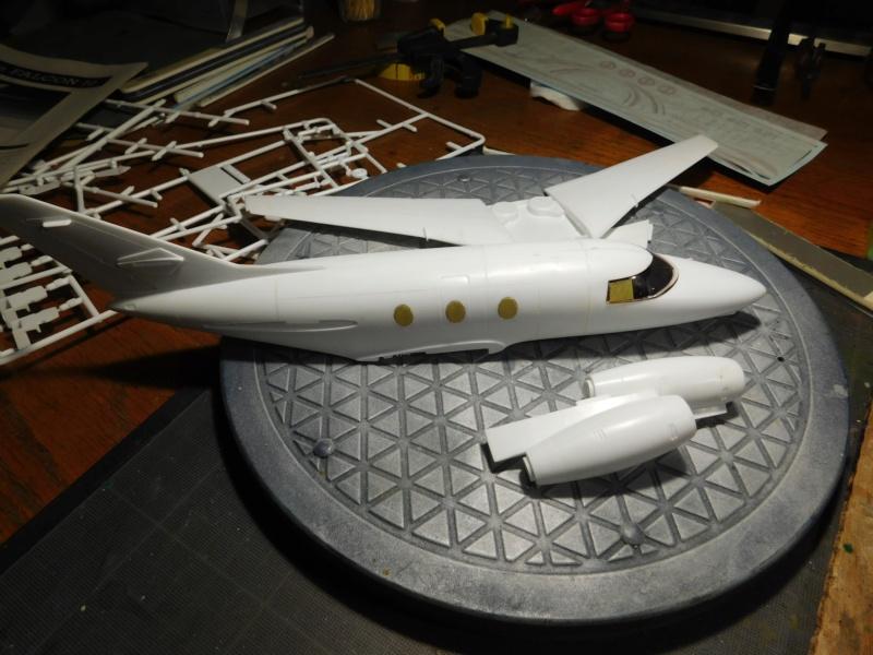 Dassault Falcon 10 - Revell -1/48 Dscn1828