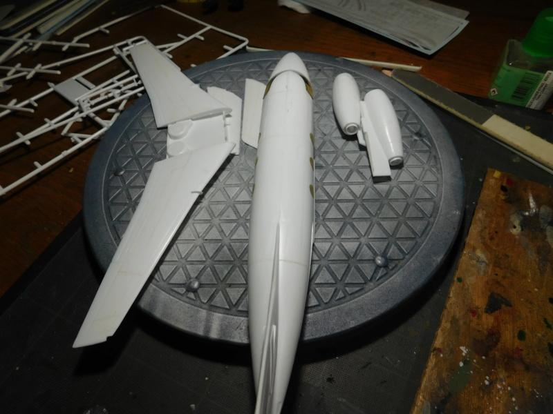 Dassault Falcon 10 - Revell -1/48 Dscn1829