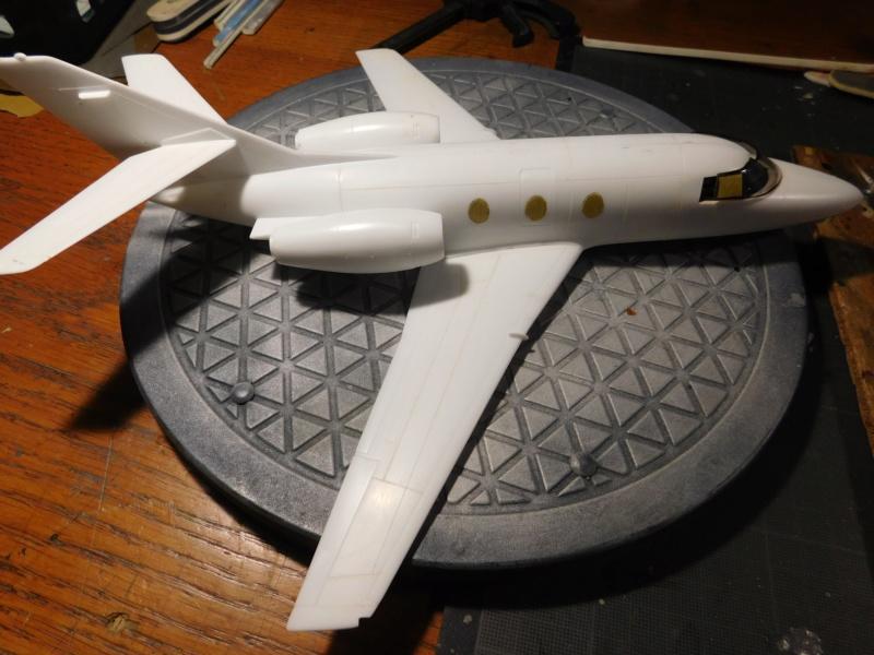 Dassault Falcon 10 - Revell -1/48 Dscn1830