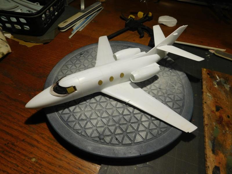 Dassault Falcon 10 - Revell -1/48 Dscn1831