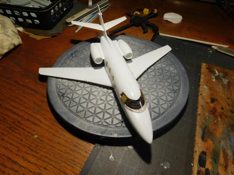 Dassault Falcon 10 - Revell -1/48 Dscn1832