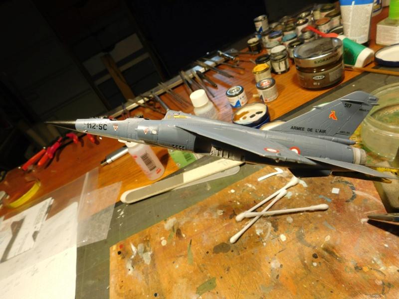 Les  Mirage F1 dans les ateliers Fouga Dscn1834
