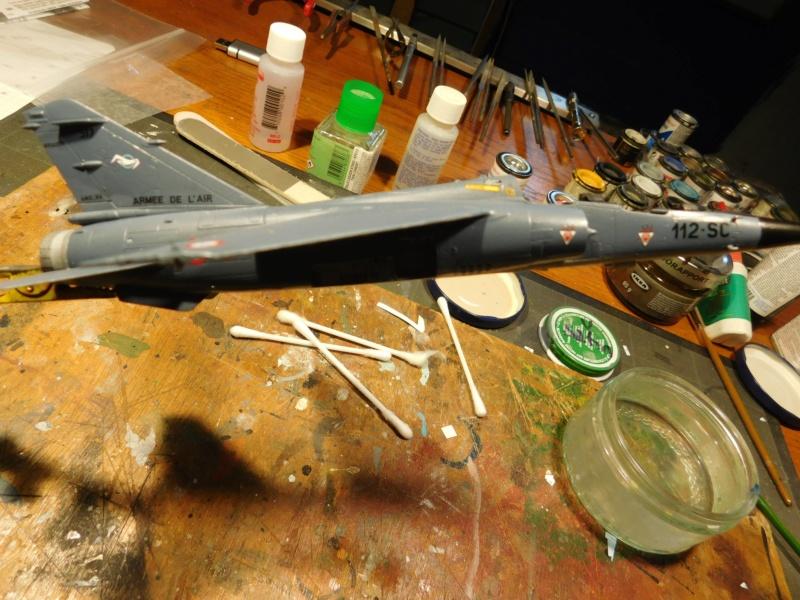 Les  Mirage F1 dans les ateliers Fouga Dscn1835