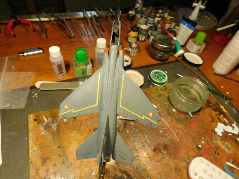 Les  Mirage F1 dans les ateliers Fouga Dscn1836