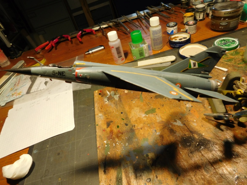 Les  Mirage F1 dans les ateliers Fouga Dscn1837