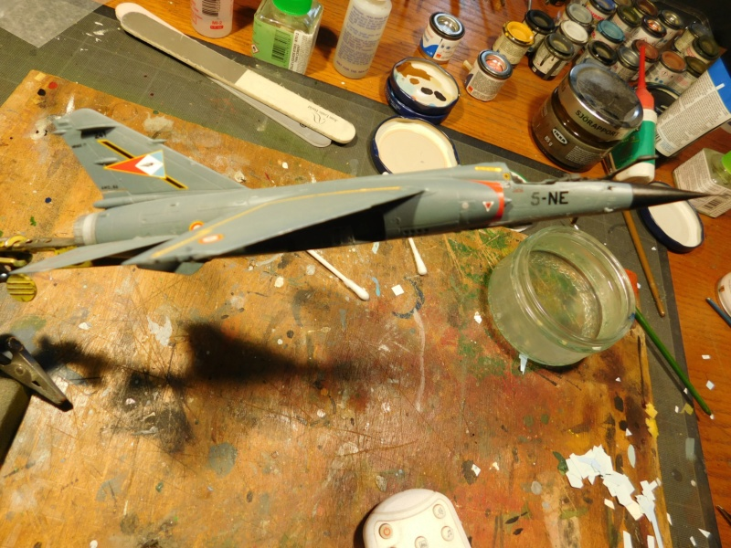Les  Mirage F1 dans les ateliers Fouga Dscn1838