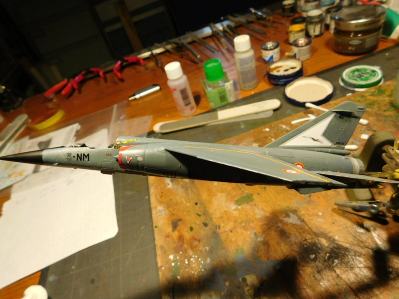Les  Mirage F1 dans les ateliers Fouga Dscn1839