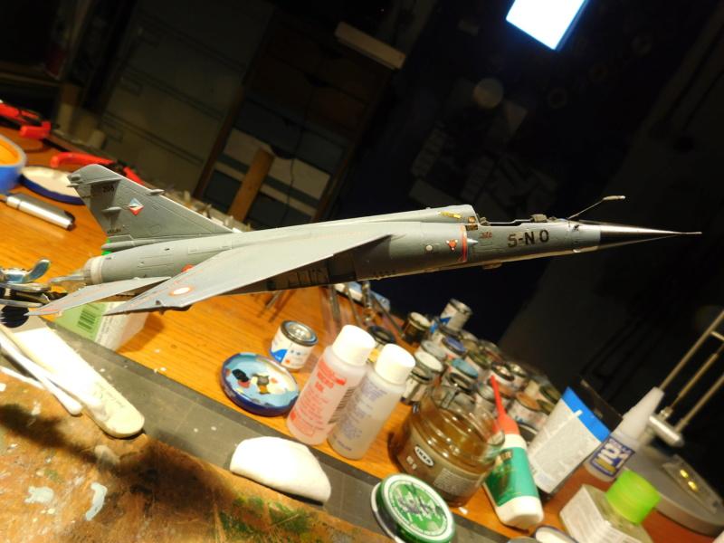 *Renaissance en-cours* Dassault Mirage F1 [ESCI 1/48] - Page 2 Dscn1864