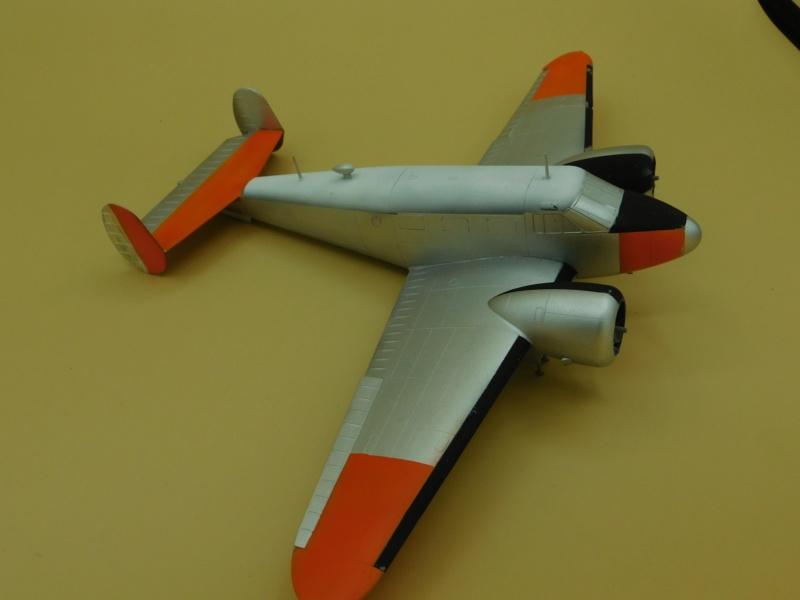 "Fil rouge 2019 : Beechcraft ""Expeditor"" ICM 1/48 *** Terminé en pg 2 Dscn2827"