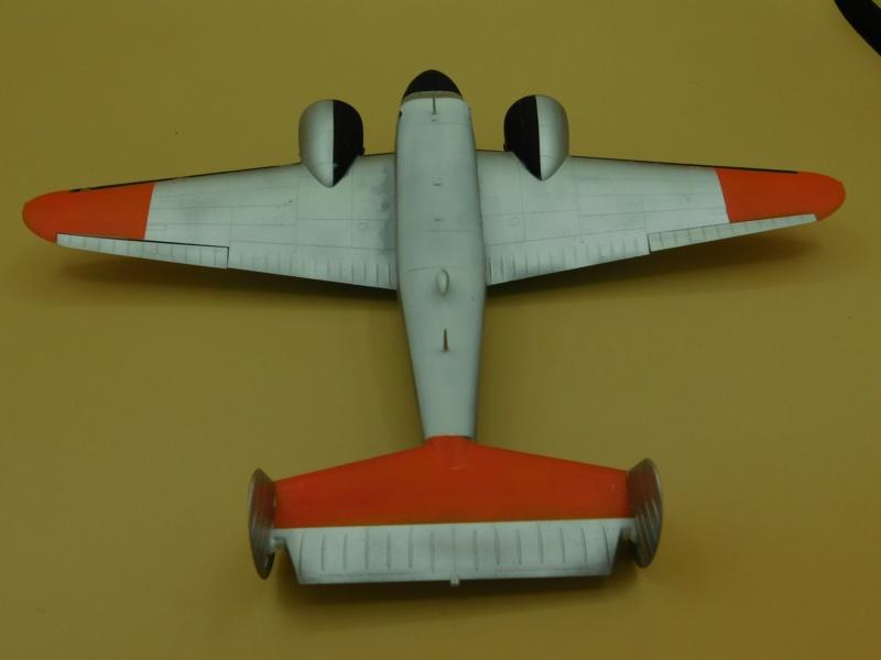 "Fil rouge 2019 : Beechcraft ""Expeditor"" ICM 1/48 *** Terminé en pg 2 Dscn2828"