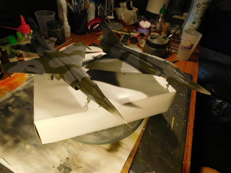 Usines de montage Fouga... Le [strike]mystère[/strike] Mirage se lève  ;)  Dscn3313