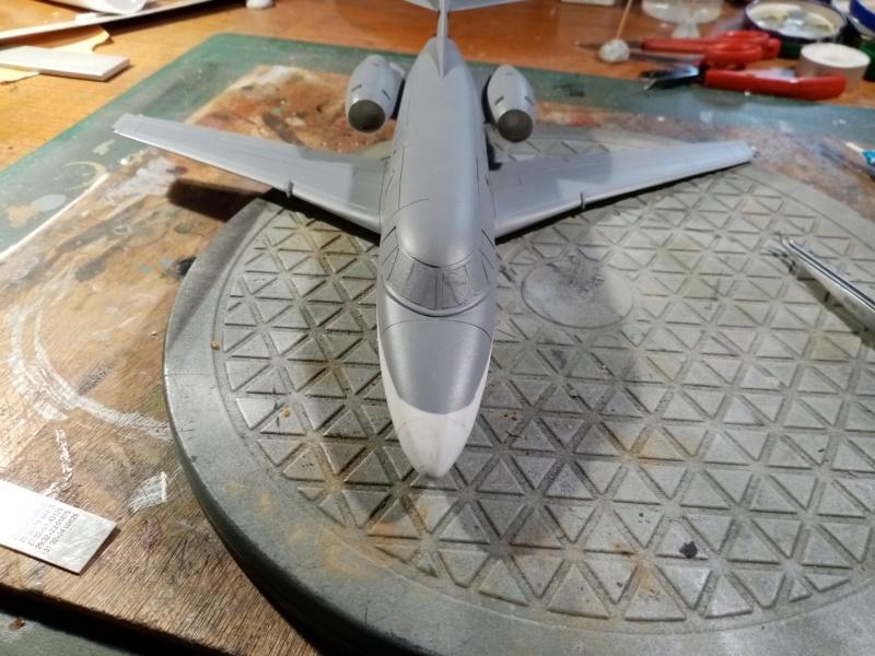 Dassault Falcon 10 - Revell -1/48 Img_2117