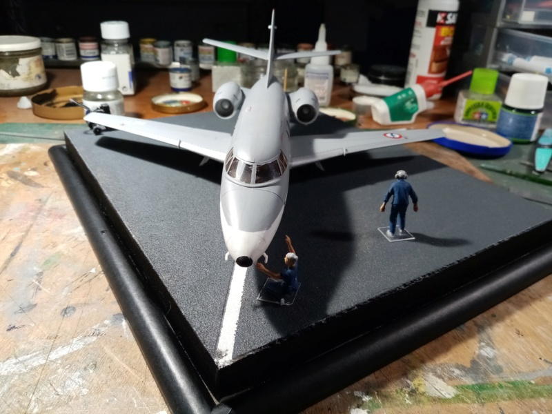 Dassault Falcon 10 - Revell -1/48 - Page 2 Img_2120