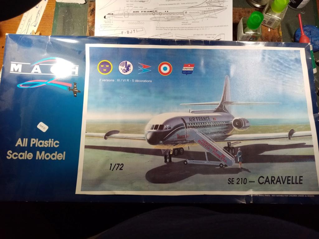 Caravelle SE 210 - MACH II Ech 1/72 Img_2123