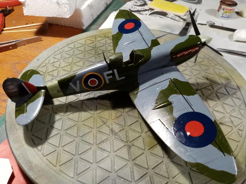 Spitfire MKV Img_2147