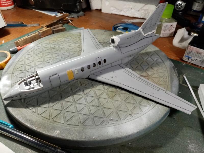 Dassault Falcon 50 Surmar [Amodel 1/72] Img_2224