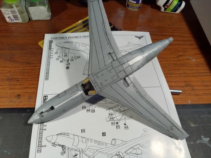 Dassault Falcon 50 Surmar [Amodel 1/72] - Page 2 Img_2228