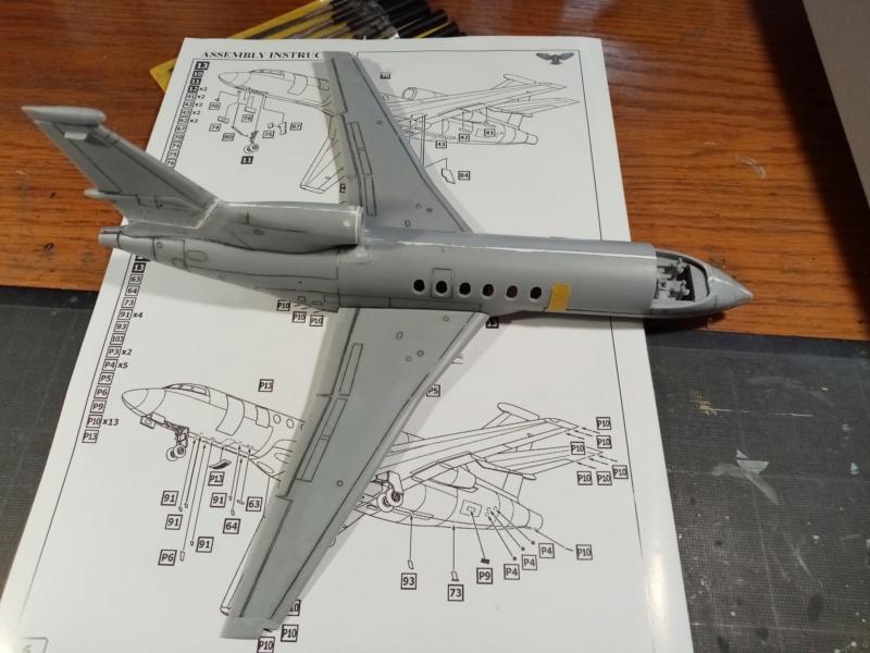 Dassault Falcon 50 Surmar [Amodel 1/72] - Page 2 Img_2229
