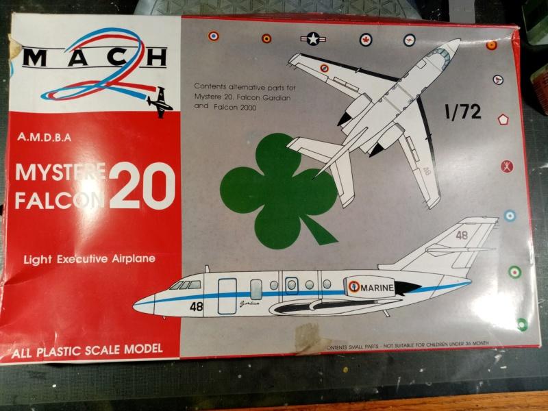 Dassault Falcon 20 [ Mach2] Img_2235