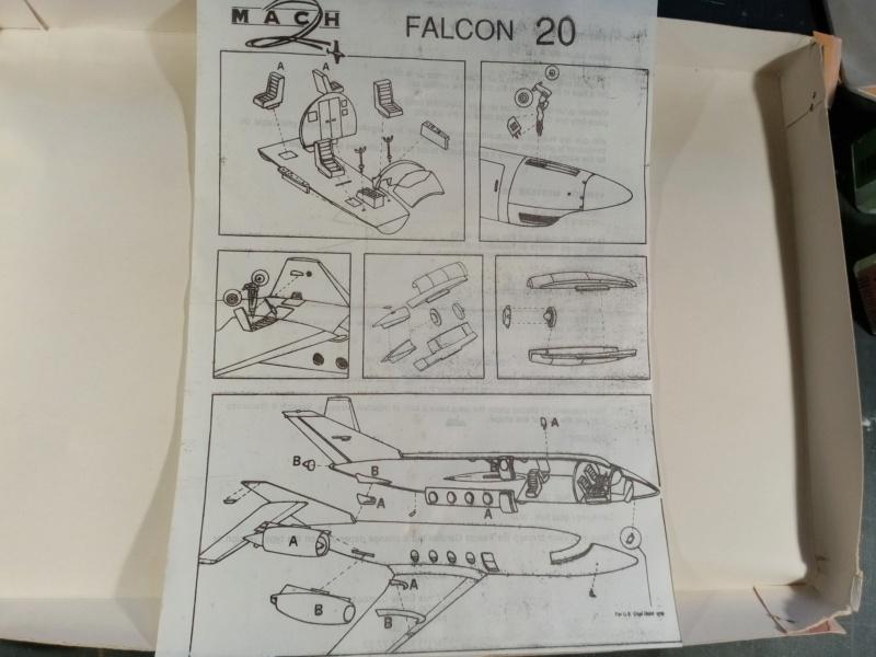 Dassault Falcon 20 [ Mach2] Img_2238