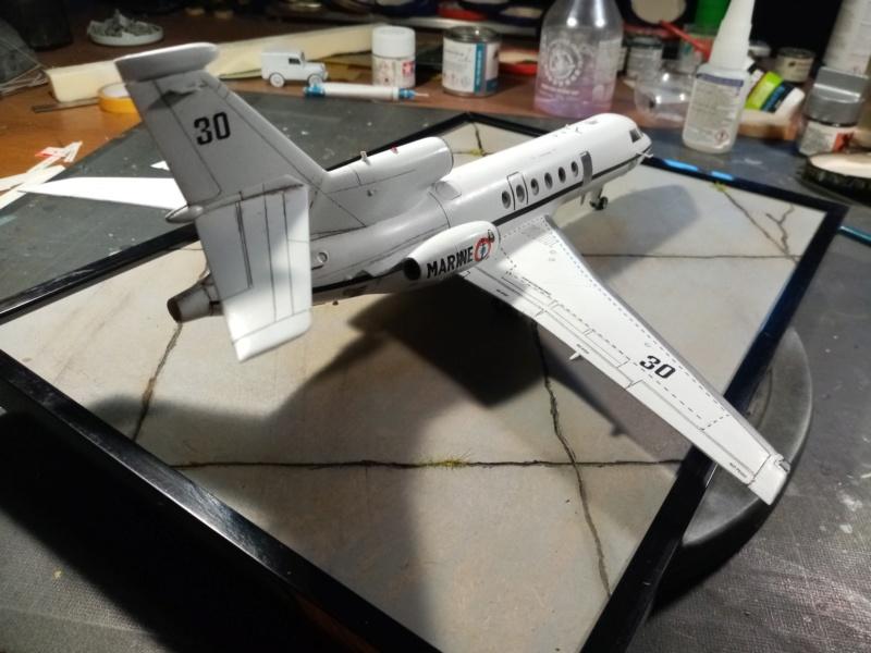 Dassault Falcon 50 Surmar [Amodel 1/72] - Page 3 Img_2246