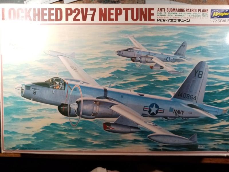 "Lockheed P2V7 ""Neptune"" - Hasegawa - ech 1/72 Img_2255"