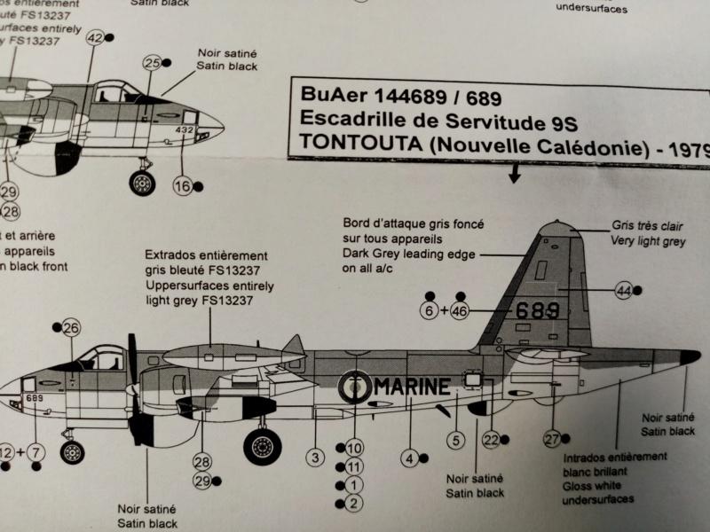 "Lockheed P2V7 ""Neptune"" - Hasegawa - ech 1/72 Img_2258"