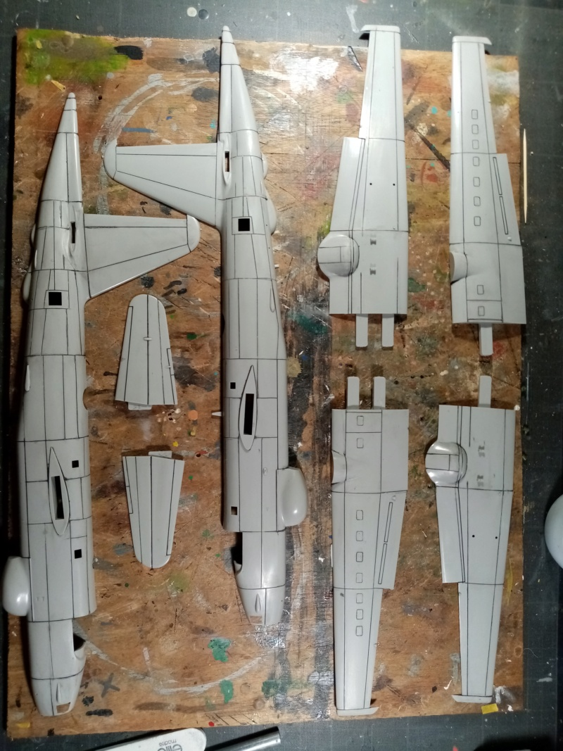 "Lockheed P2V7 ""Neptune"" - Hasegawa - ech 1/72 Img_2259"