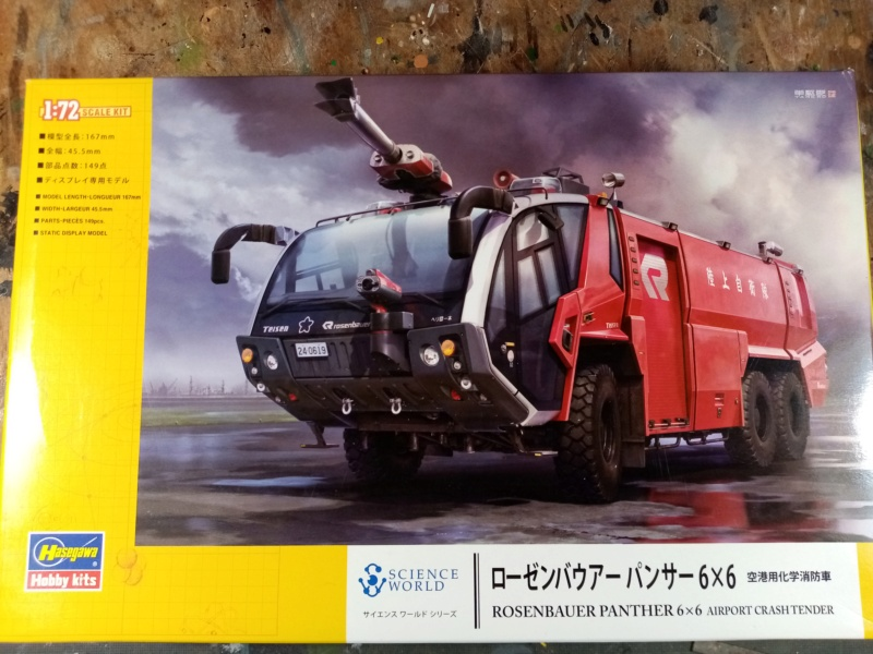 Rosenbauer Panther 6x6 - Hasegawa - ech 1/72 Img_2318