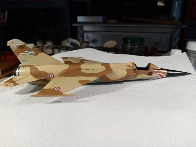 Les  Mirage F1 dans les ateliers Fouga - Page 3 Img_2334