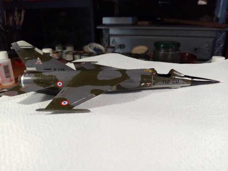 Les  Mirage F1 dans les ateliers Fouga - Page 3 Img_2336