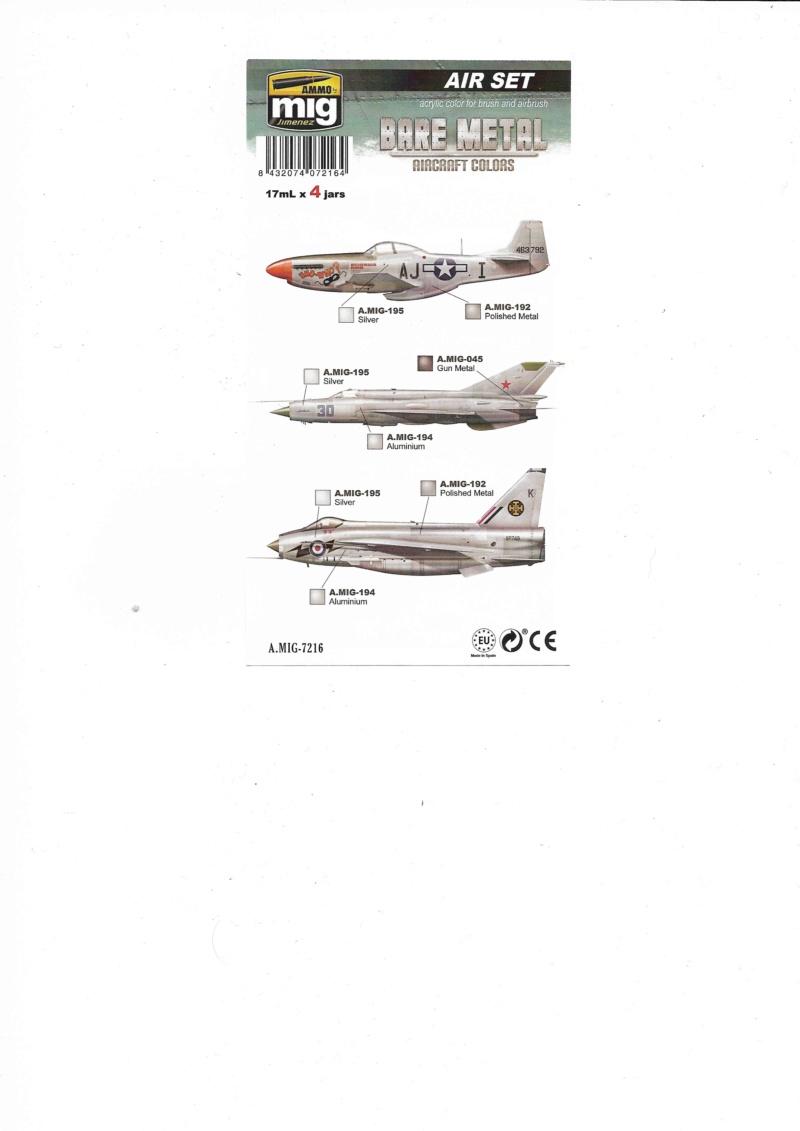 Lockheed T33 - Tbird Peintu10