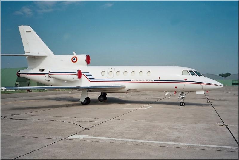 Dassault Falcon 50 Surmar [Amodel 1/72] Photo110