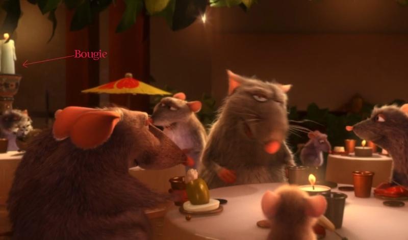 [Attraction et Restaurant] Ratatouille au Parc Walt Disney Studios (été 2014) - Page 15 Bougie11