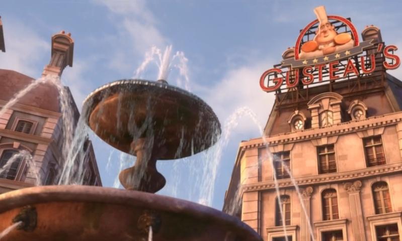 [Attraction et Restaurant] Ratatouille au Parc Walt Disney Studios (été 2014) - Page 15 Fontai11