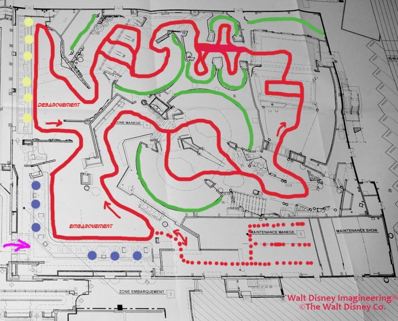 [Attraction et Restaurant] Ratatouille au Parc Walt Disney Studios (été 2014) - Page 6 Plan212