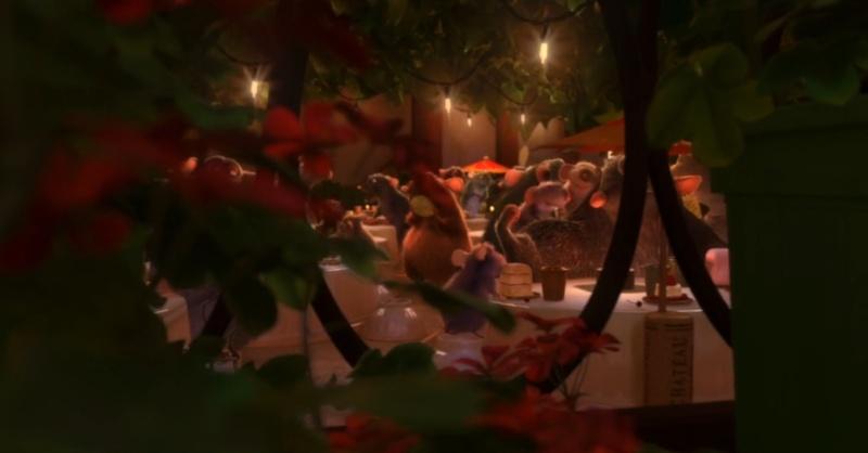 [Attraction et Restaurant] Ratatouille au Parc Walt Disney Studios (été 2014) - Page 15 Salle10