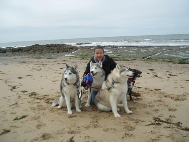 Goliath, Vania,Dora,Snow en vacances + surprise P6128211