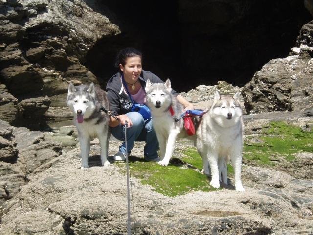 Goliath, Vania,Dora,Snow en vacances + surprise P6138313