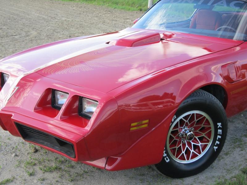 Pontiac Trans-Am 1981...à vendre!! Mai_2018