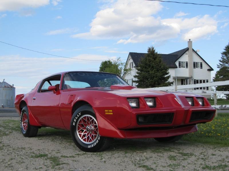 Pontiac Trans-Am 1981...à vendre!! Mai_2021